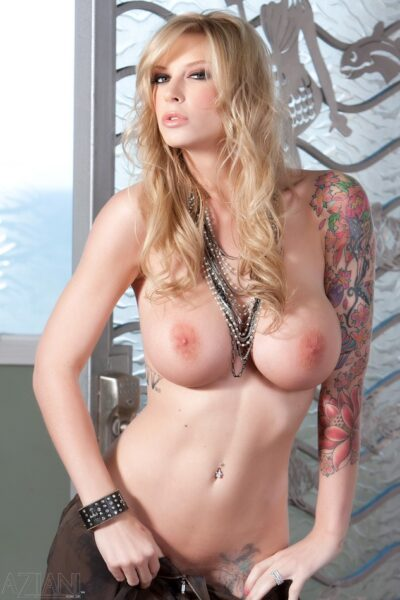Brooke Banner Big Tits and Tattoos